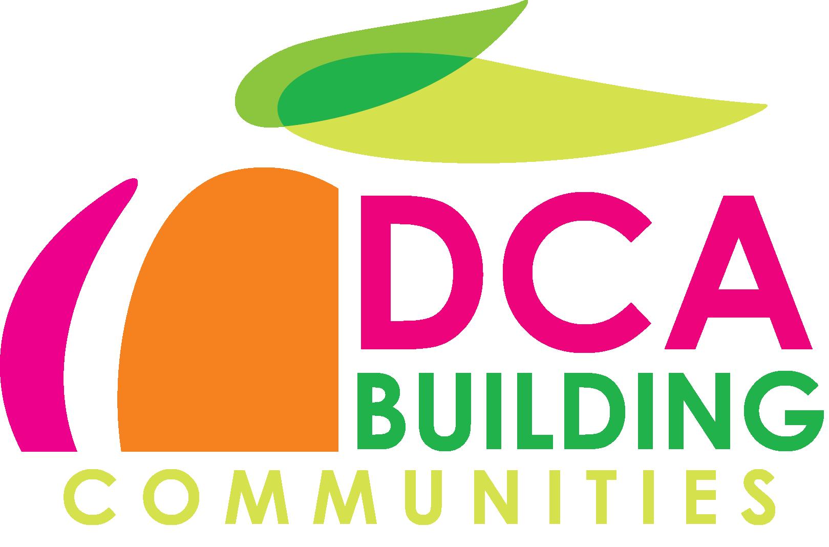 DCA Building Communities - Newsletter Signup
