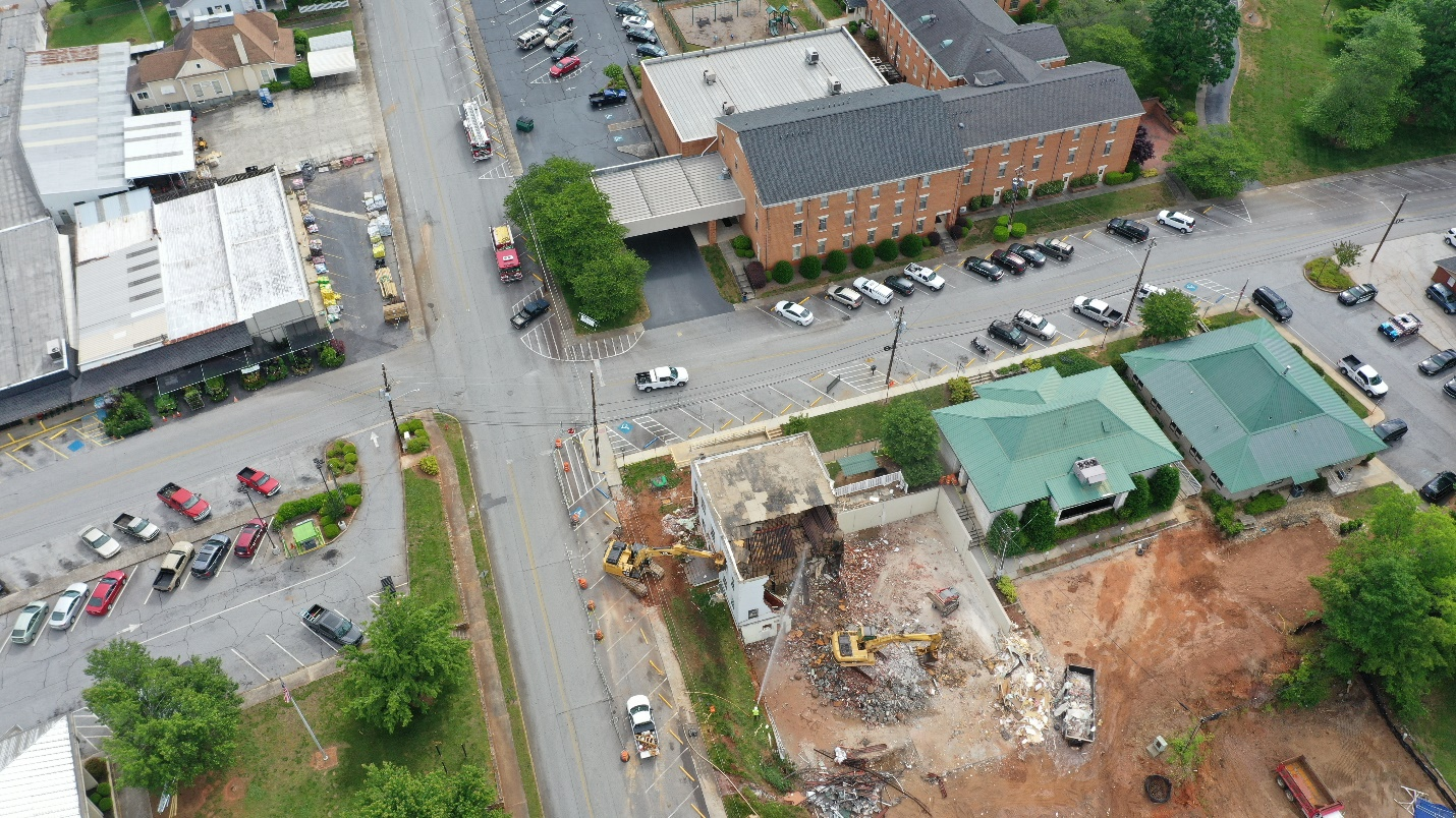 PlanFirst Success Story: Cornelia Municipal Complex