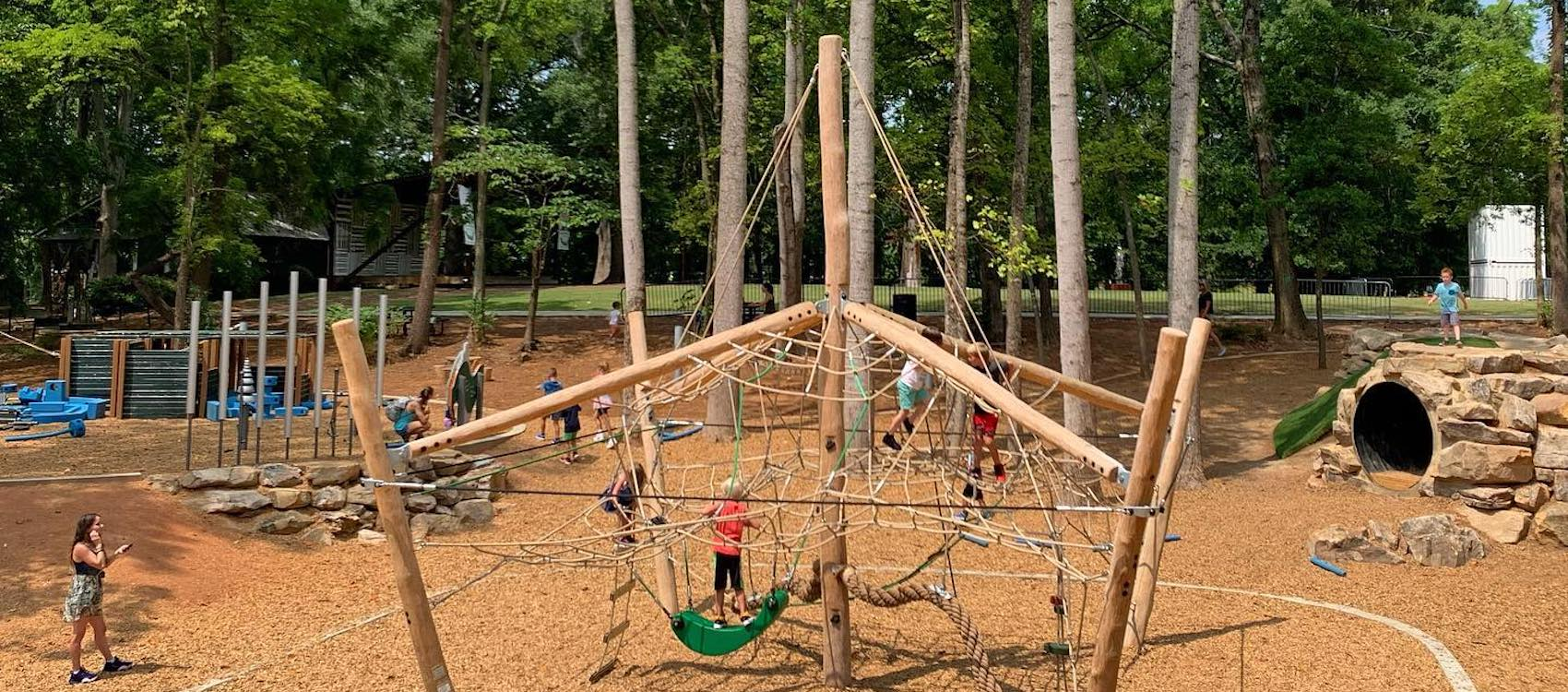 PlanFirst Success Story: Woodstock Downtown Playground
