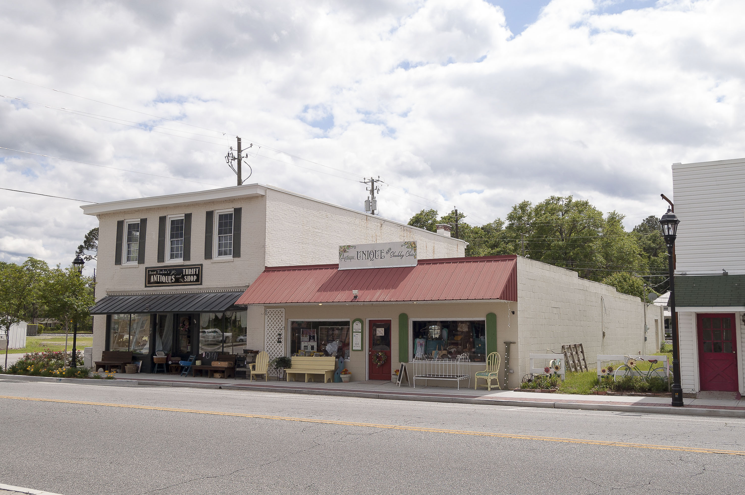 Preserving History: Springfield Historic District
