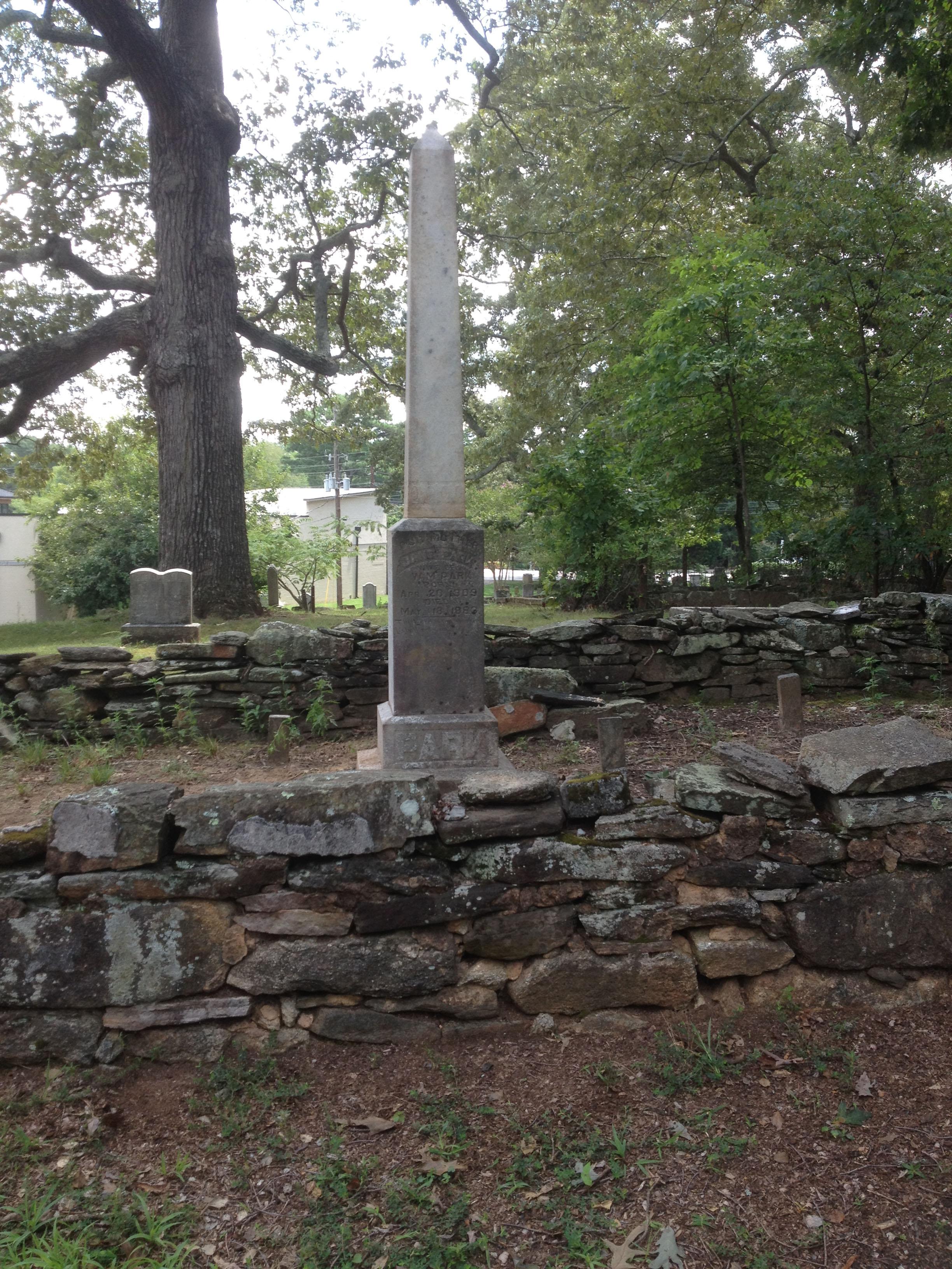 Preserving History: Methodist Cemetery