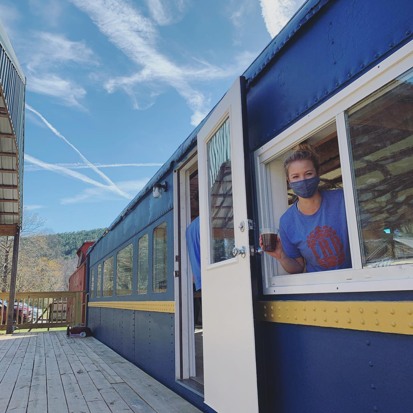 Regional Commission Success Stories: Town of Talking Rock Railroad Car Restoration