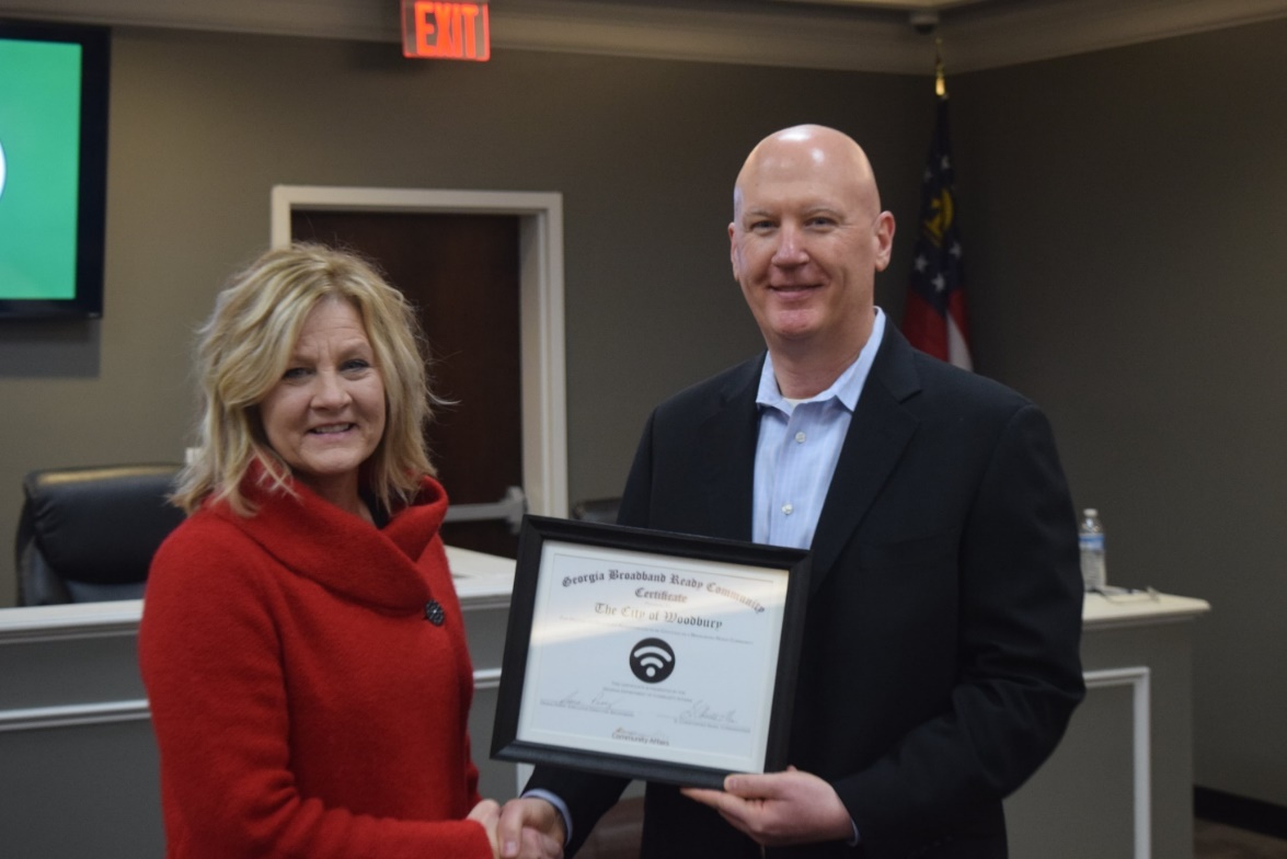 Regional Commission Success Stories: Woodbury Wireless Internet