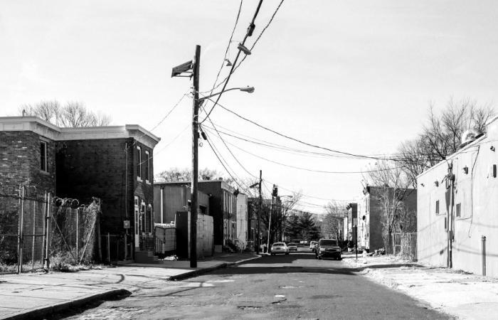 Blighted street