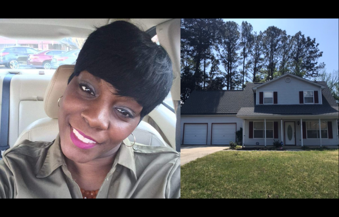 Savannah resident finds safety in new home