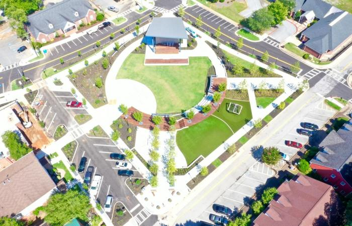 PlanFirst Success Story: New Greenspace Amenity