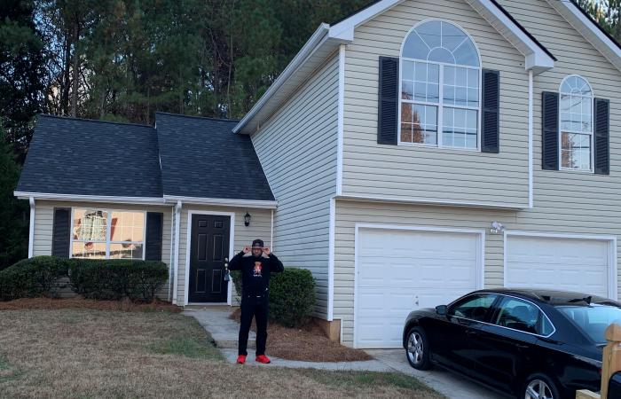 Renter becomes first-time homeowner with Georgia Dream
