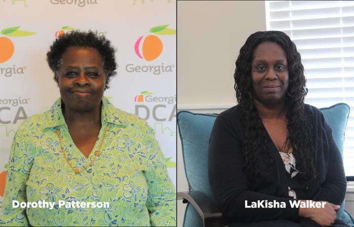 Breaking New Ground: Village at Winding Road – Dorothy Patterson & LaKisha Walker