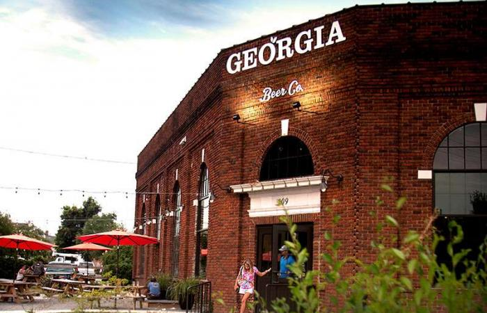 Regional Commission Success Stories: Microbrewery in Valdosta: Georgia Beer Company