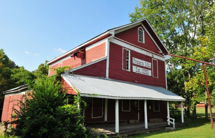 Regional Commission Success Stories: Praters' Mill Local Historic Designation