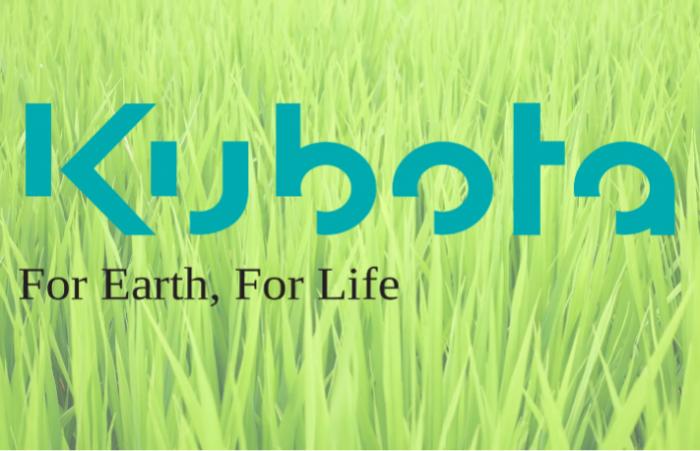 Kubota For Earth For Life