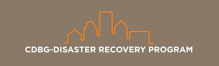 CDBG-Disaster Recovery Program