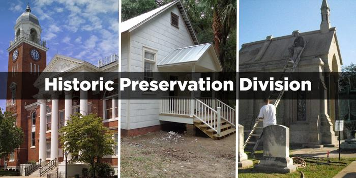Historic Preservation Division